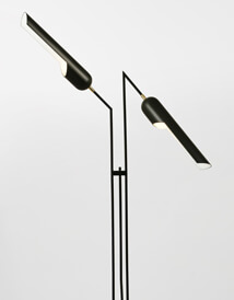 Paris Floor Lamps by Fuse Lighting