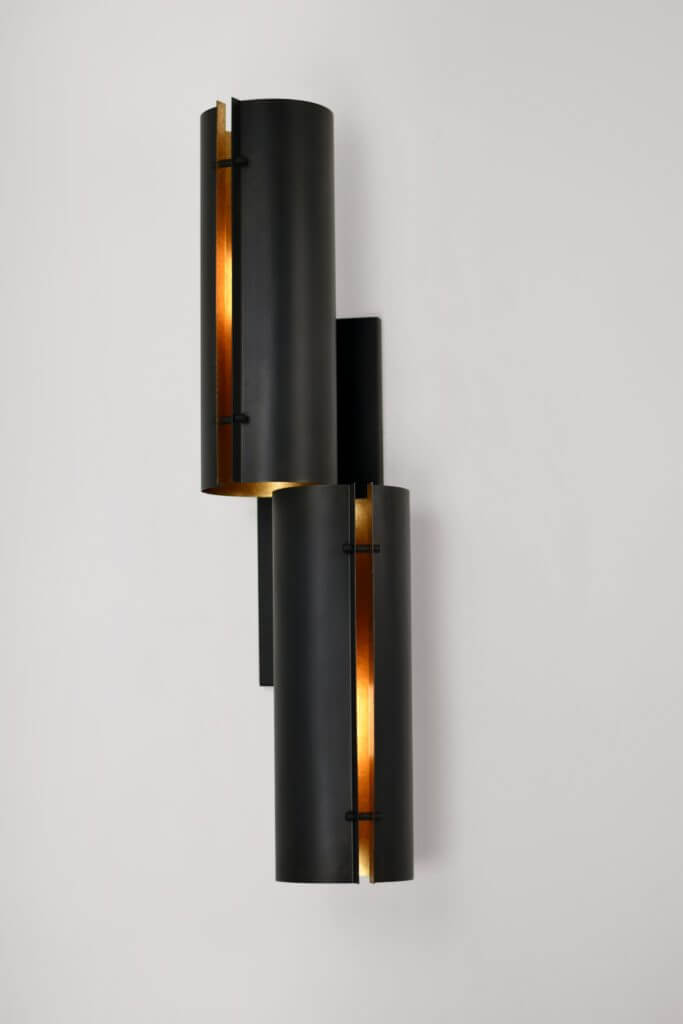 Duet Sconce 24 by Fuse Lighting