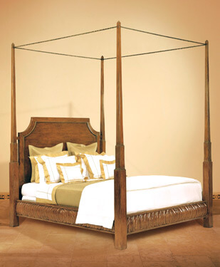 Hendrix Allardyce Four-poster Bed