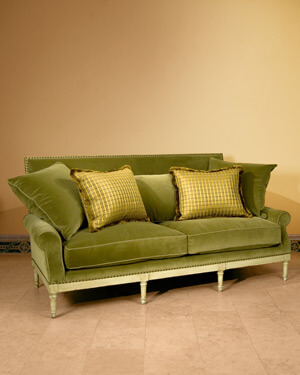 Hendrix Allardyce Chaises and Sofa