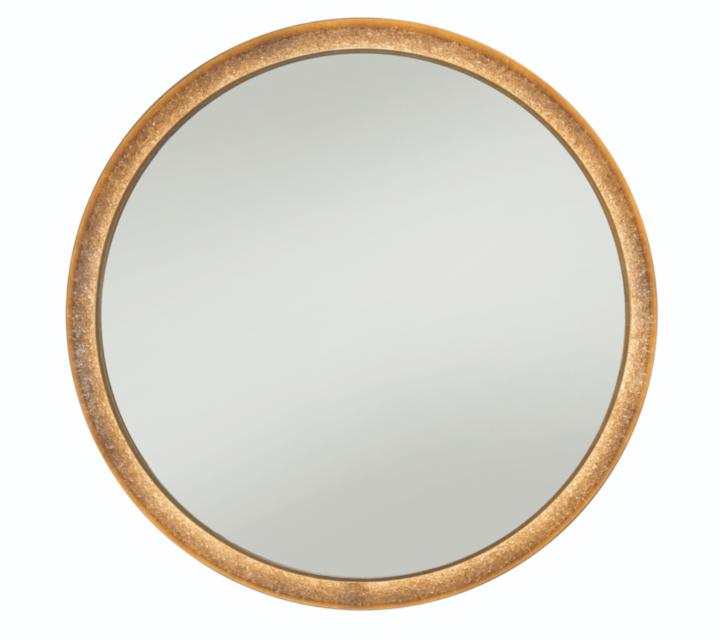 Savoy Floating Mirror Round Large