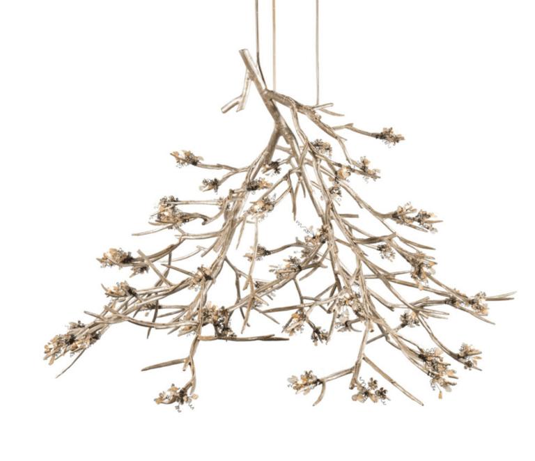 Bloom Vivant Chandelier by Allan Knight