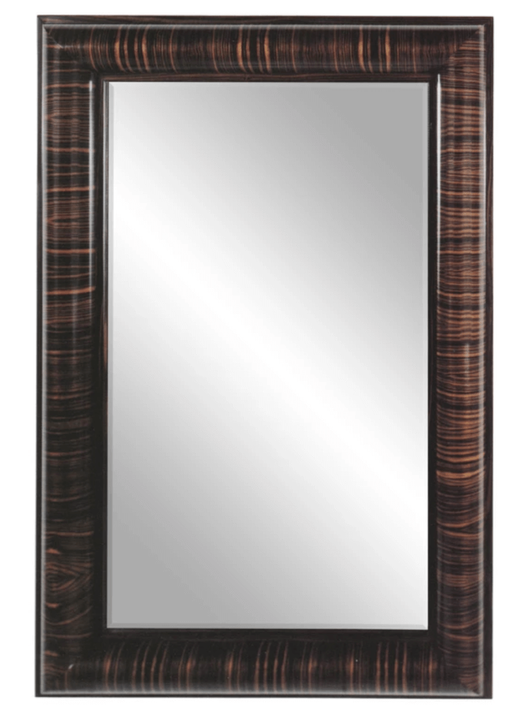 Place Concorde rectangular Mirror