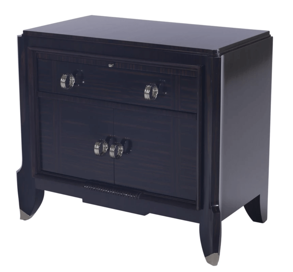 William Switzer Rivoli Bedside Table