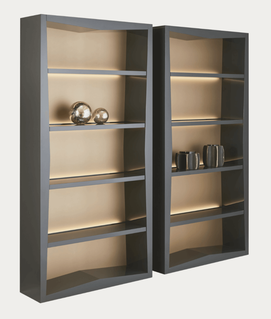 Isis Bookcase by Philippe Hurel