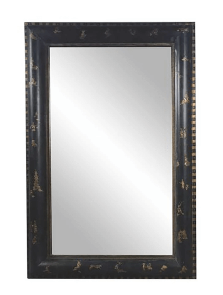 Contemporary Mirror by William Switzer