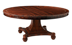 Anne Getty House George Dining Table