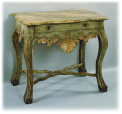 Portuguese Console Table by Cache