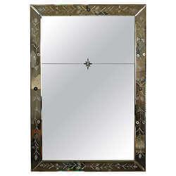Italian Star Mirror
