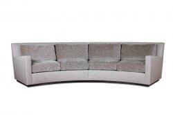 Geneva Curved Sectional Sofa